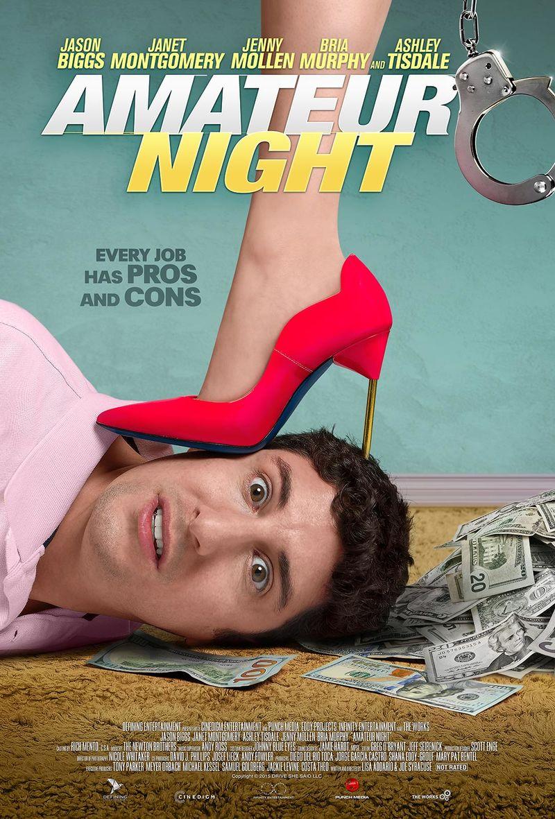 amateur night dvd release date october 4, 2016