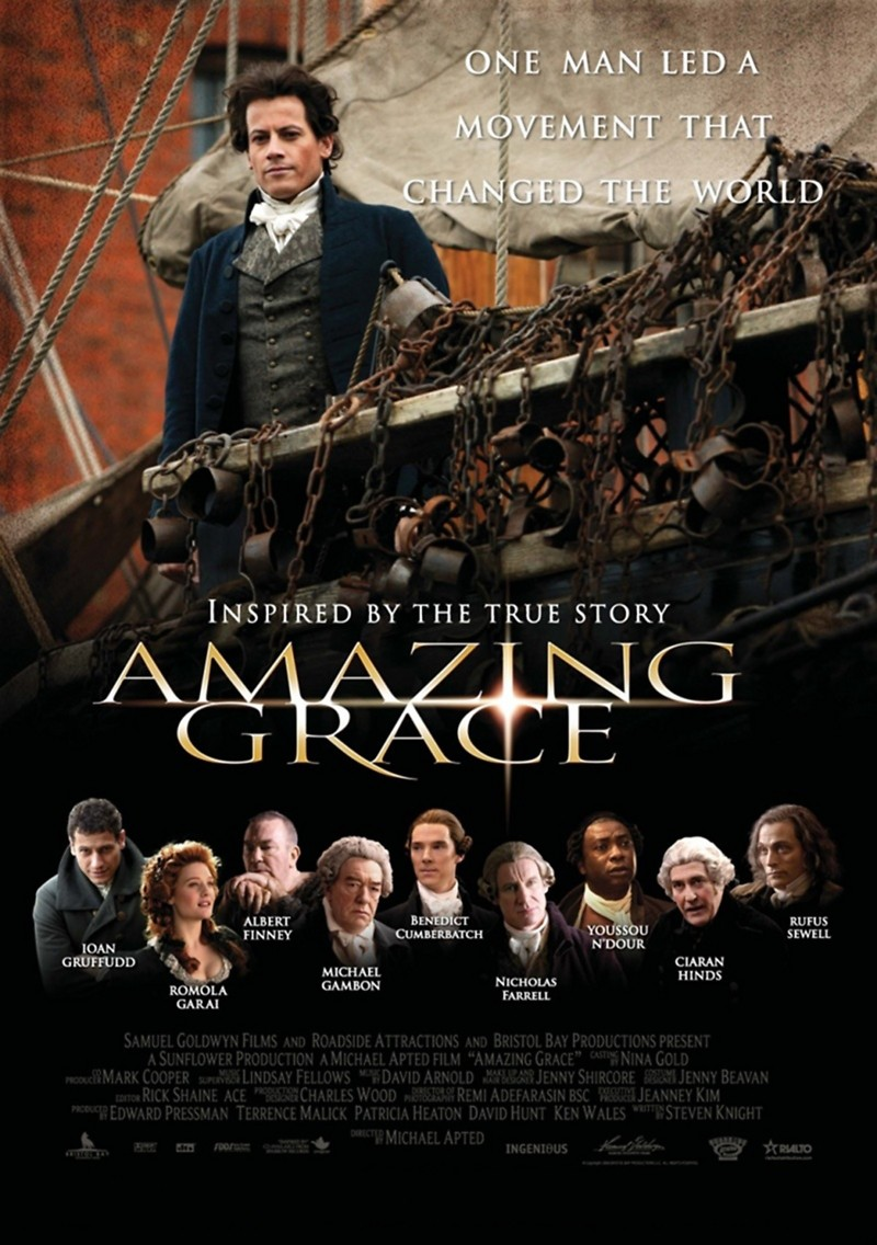 Amazing Grace Movie: The Story of William Wilberforce