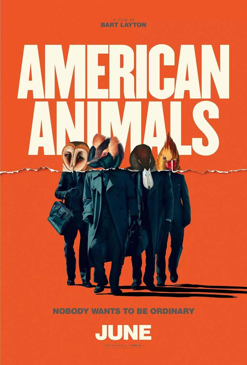American Animals Dvd Release Date August 28 2018