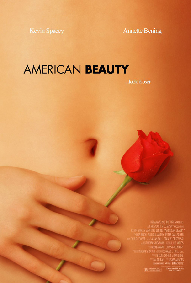 essay on american beauty movie (click for video essays)  one of my favorite movies ever my thesis: american beauty presents a progressive and darkly cynical view of american suburban culture, .