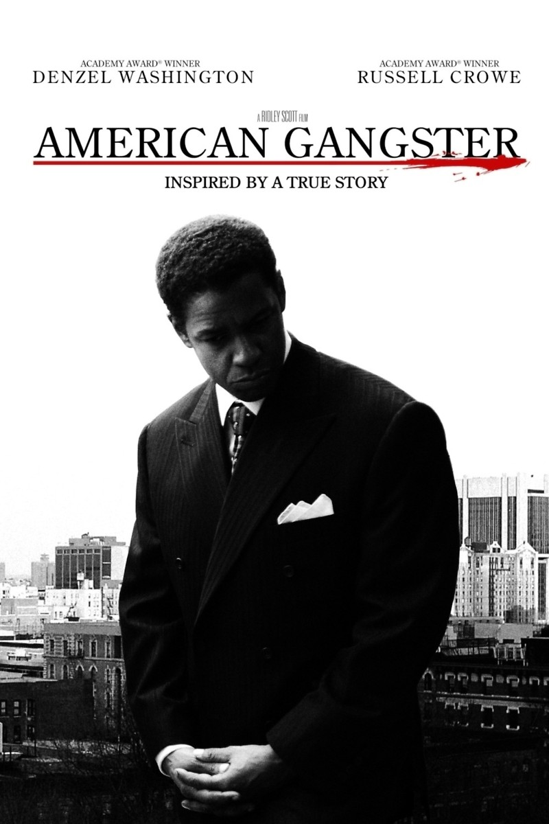 American Gangster DVD ... Will Smith Movies List
