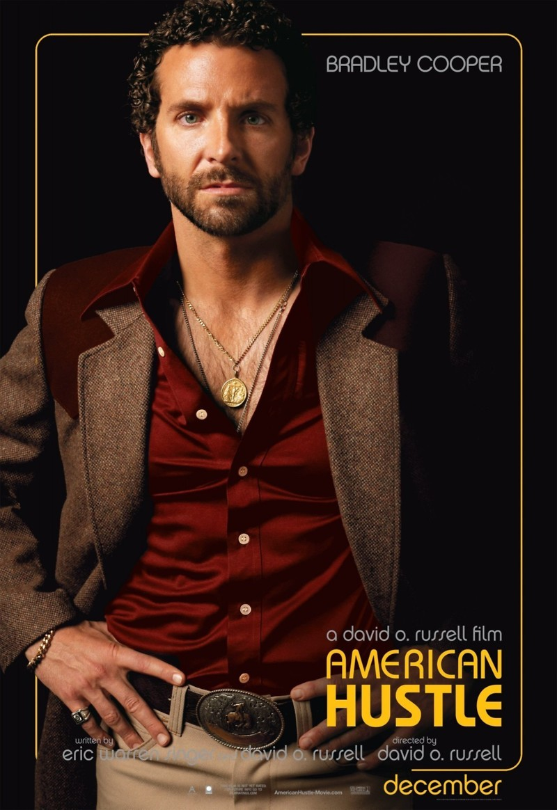 American Hustle Movie Poster (#1 of 9) - IMP Awards