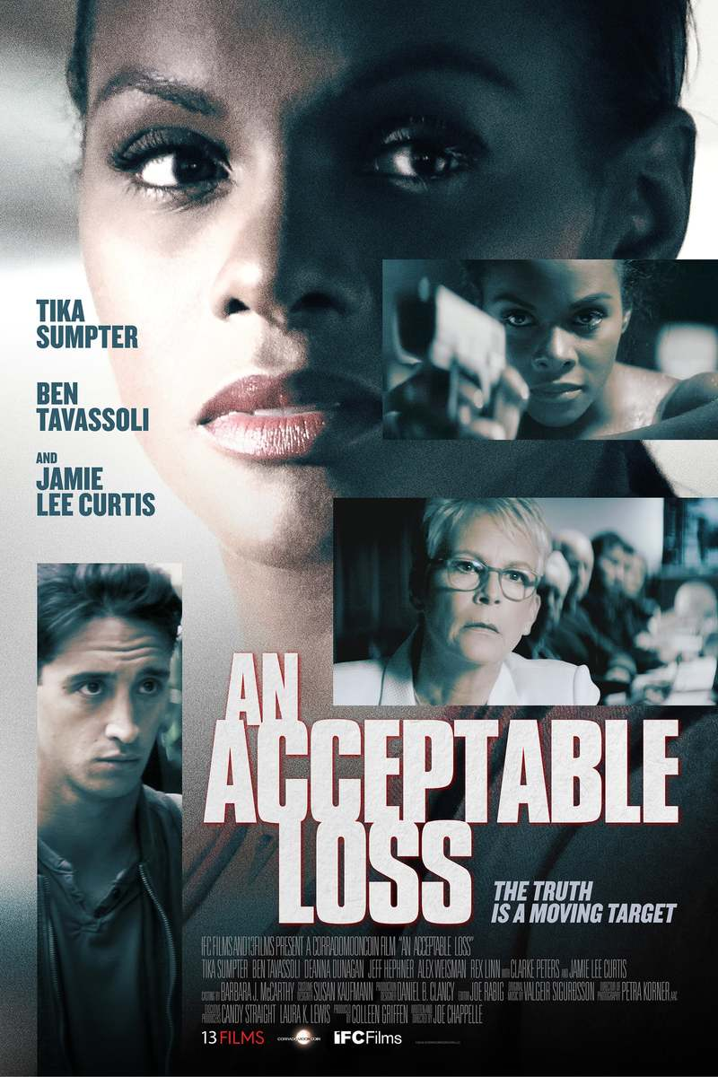 July Movie Releases: An Acceptable Loss DVD Release Date July 2, 2019