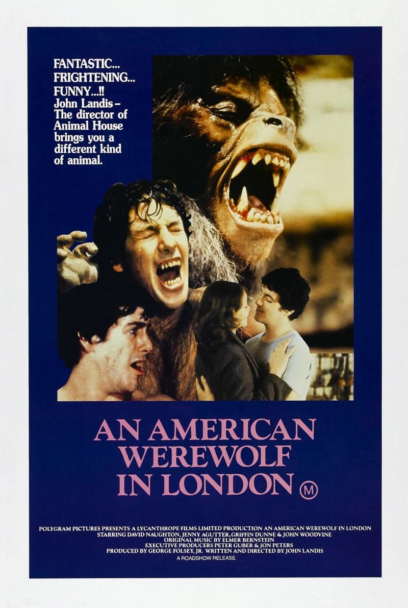 An American Werewolf In London DVD Release Date