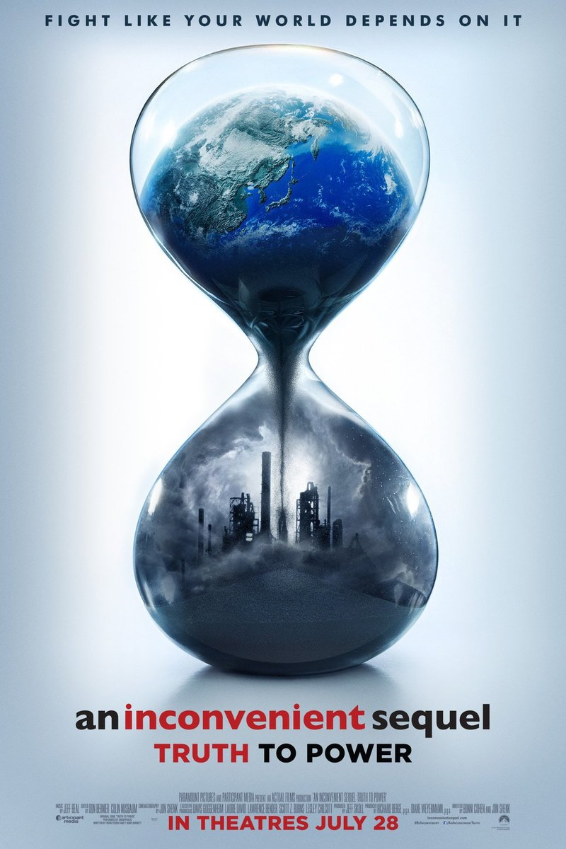 An Inconvenient Sequel: Truth to Power DVD Release Date