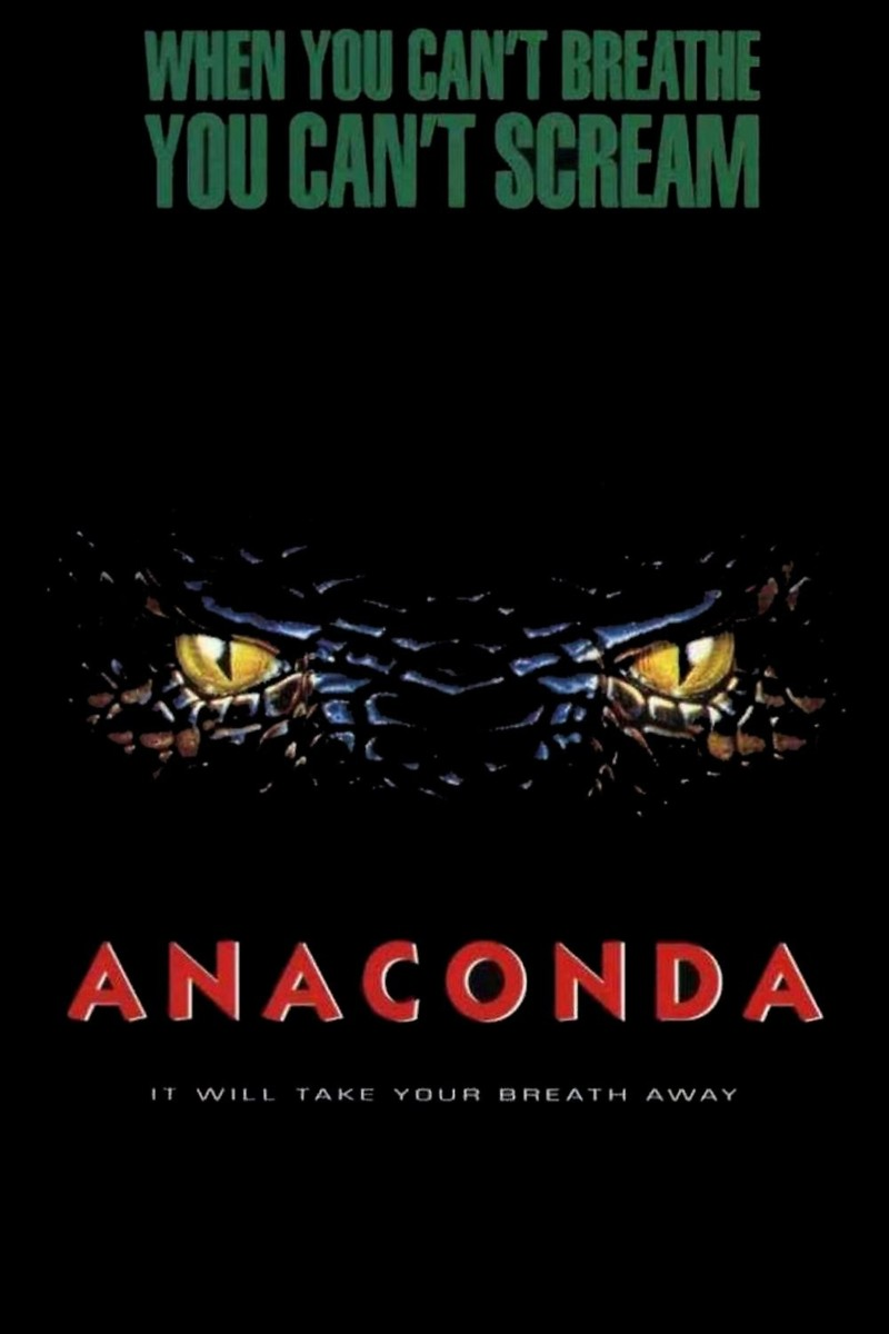 anaconda dvd release date january 20 1998
