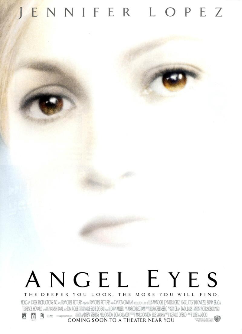 Dvd angel eyes-7444