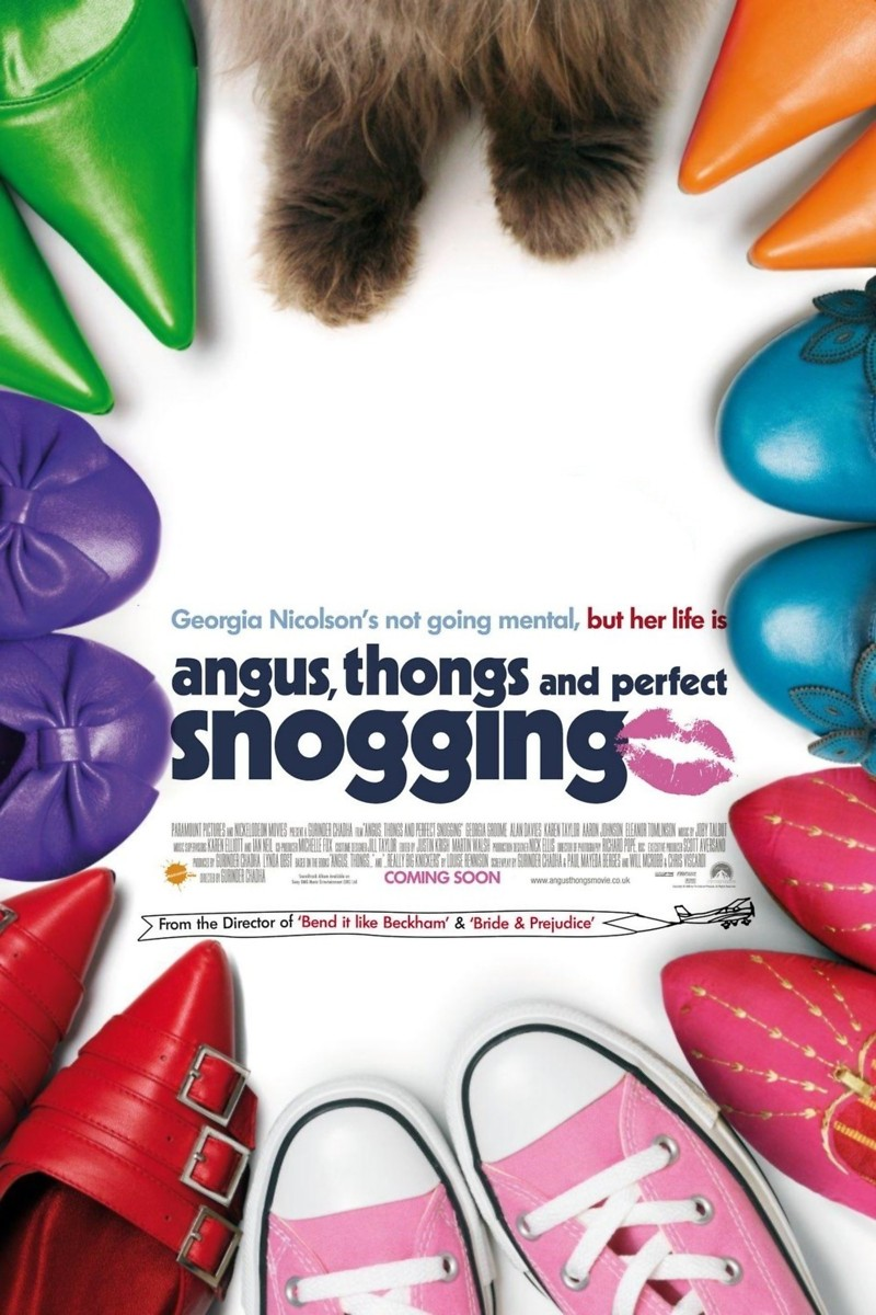 angus thongs and perfect snogging dvd release date