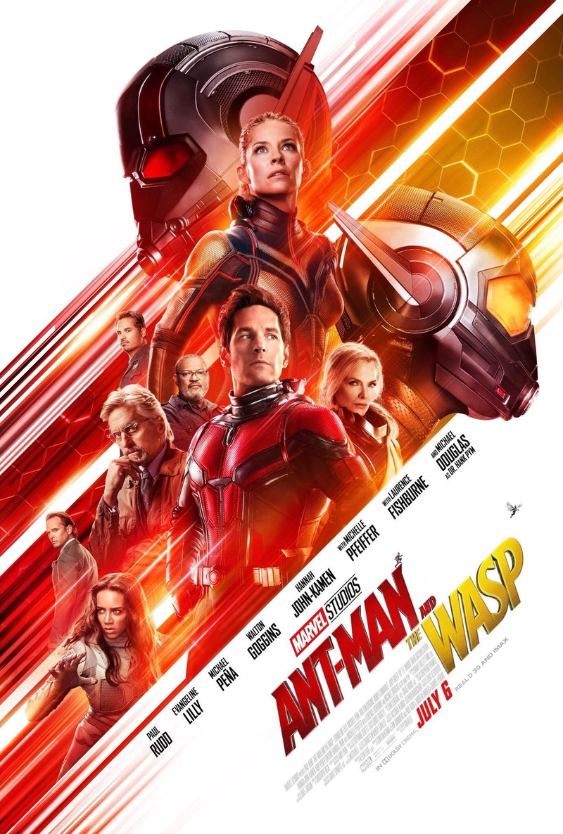 Ant Man Dvd Cover