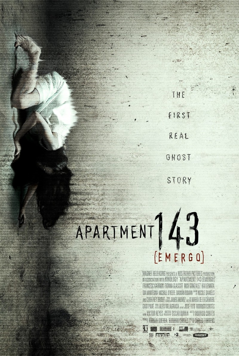 Apartment 143 DVD Release Date