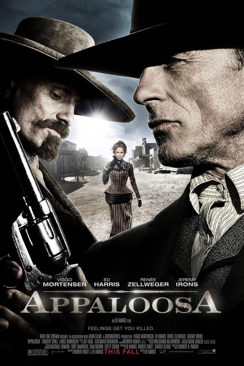 appaloosa dvd release date january 13 2009