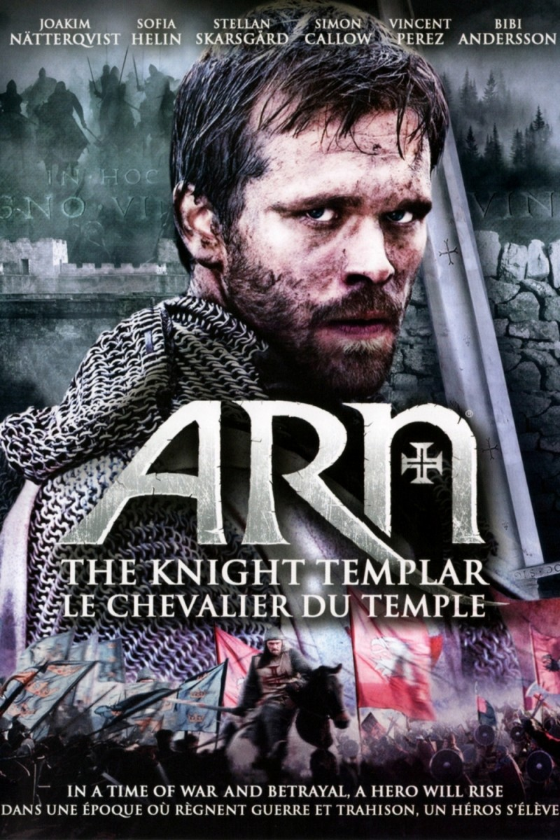 arn the knight templar dvd release date october 12 2010