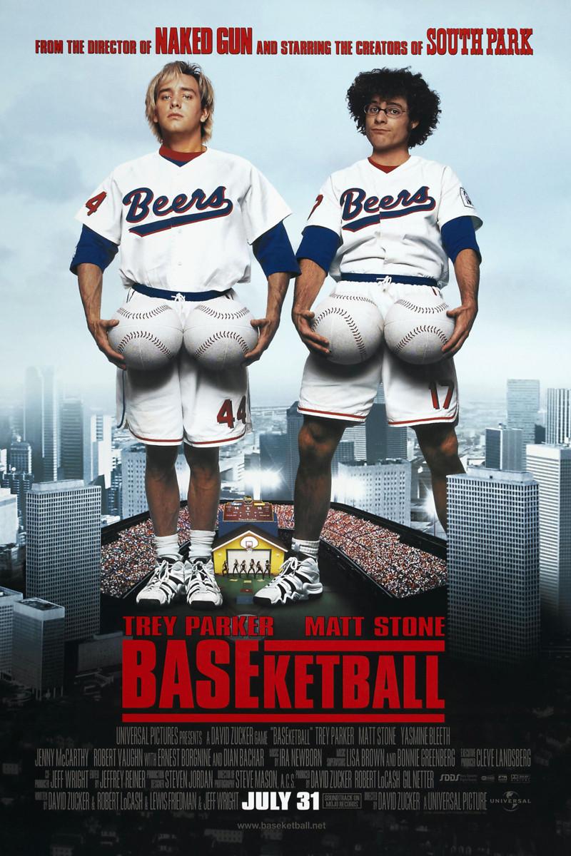 BASEketball DVD Release Date June 21, 2005