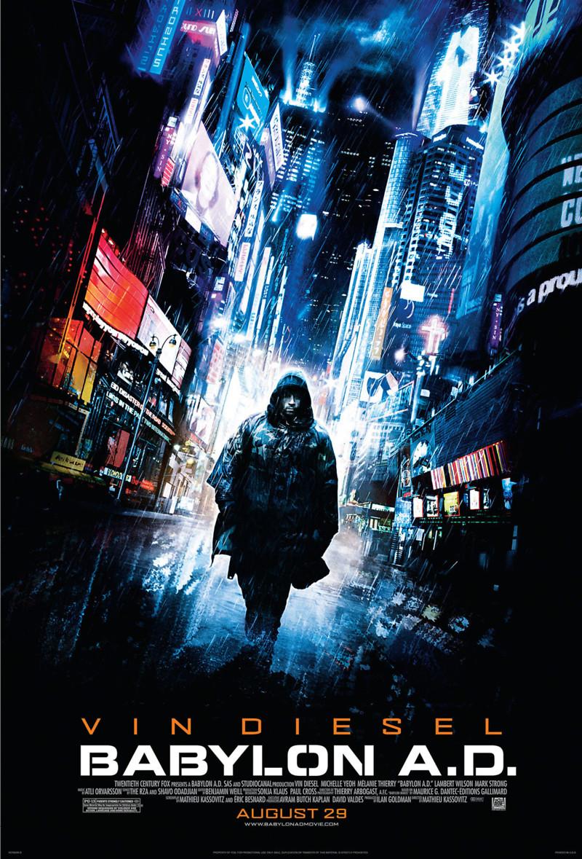 babylon ad dvd release date january 6 2009