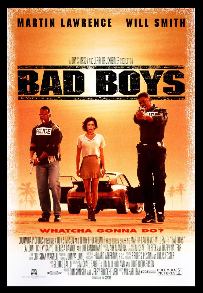 Bad Boys DVD Release Date