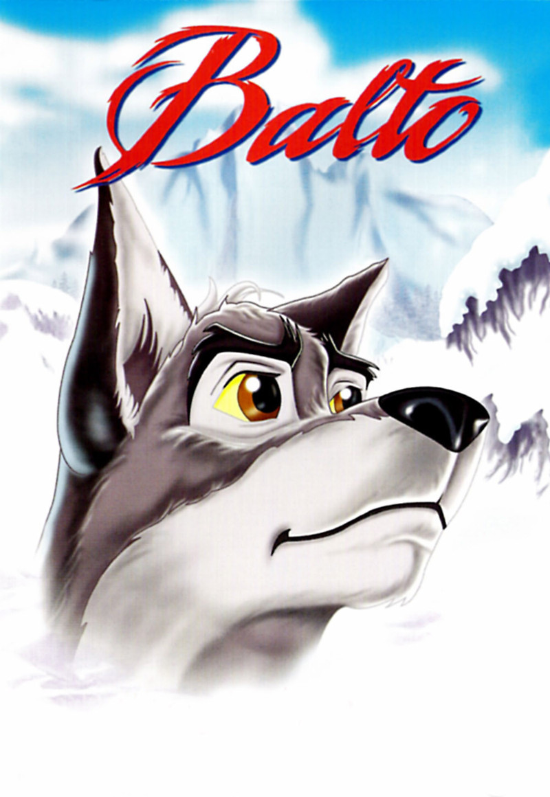 Image result for Balto (1995)
