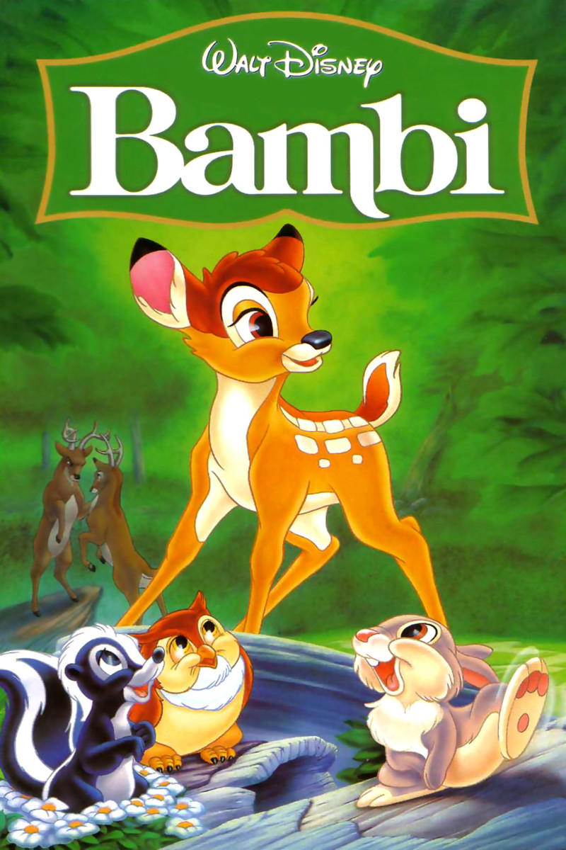 Bambi DVD Release Date - 258.0KB
