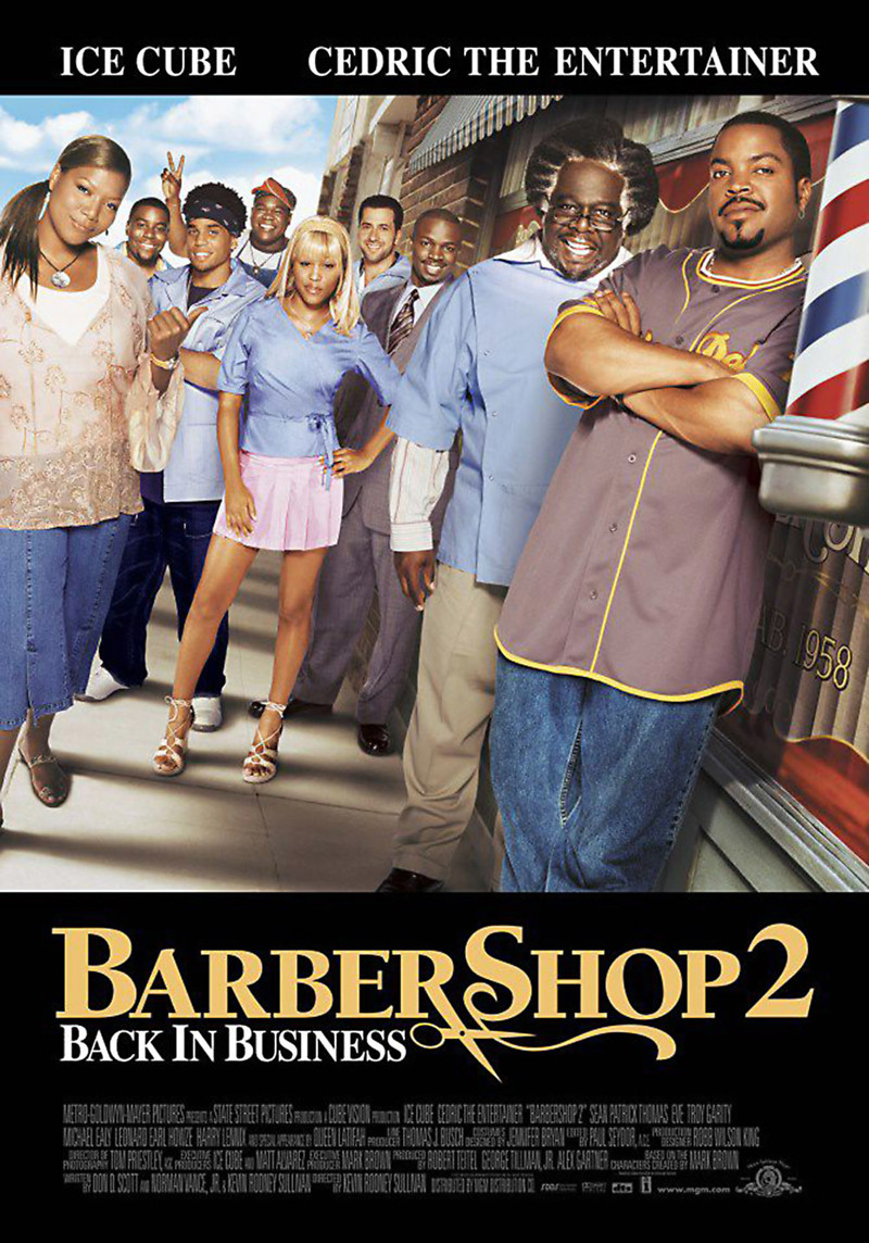 barbershop 2 back in business 2004 back in business 1 2 3 4 5 rating 0    Barbershop 2 Movie