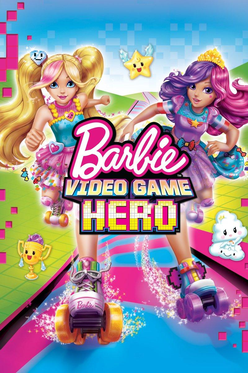 Barbie Video Game Hero - Stream and Watch Online | Moviefone
