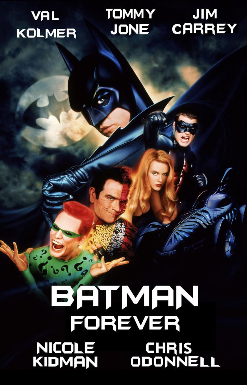 Batman Forever DVD Release Date