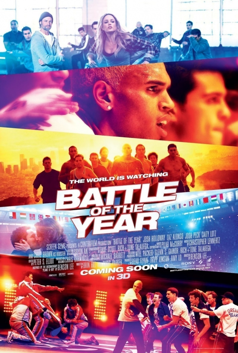 Battle of the Year DVD Release Date December 10, 2013