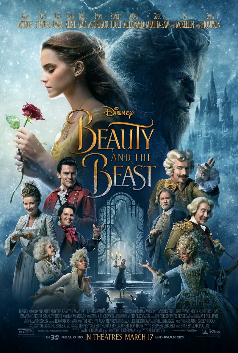 Beauty and the Beast DVD Release Date June 6, 2017