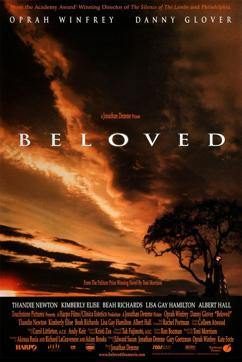 beloved dvd release date may 18 1999