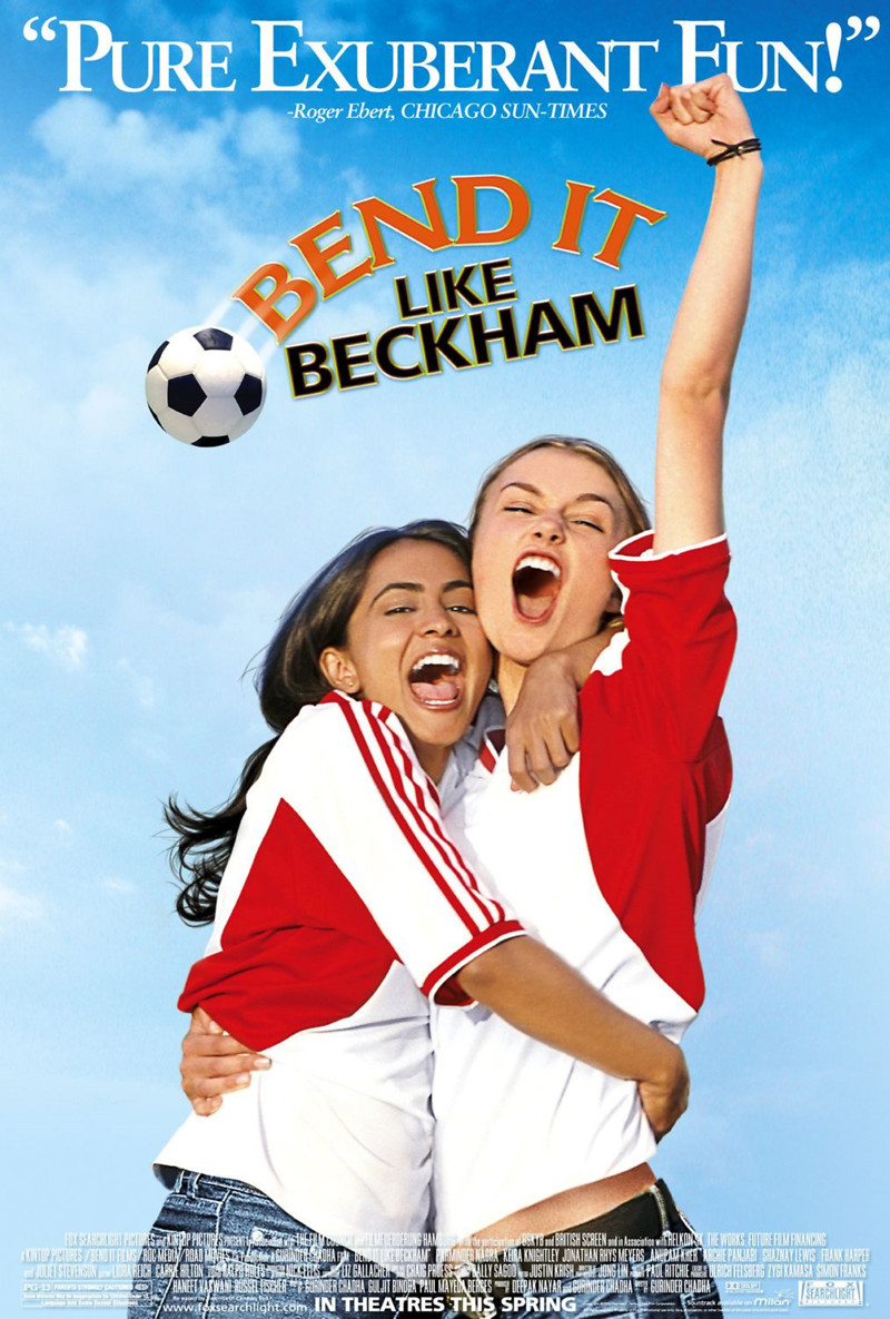 Bend It Like Beckham DVD Release Date September 30, 2003