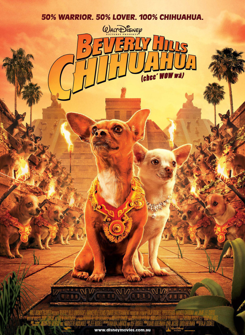 chihuahua movies beverly hills chihuahua dvd release date march 3 2009 2302