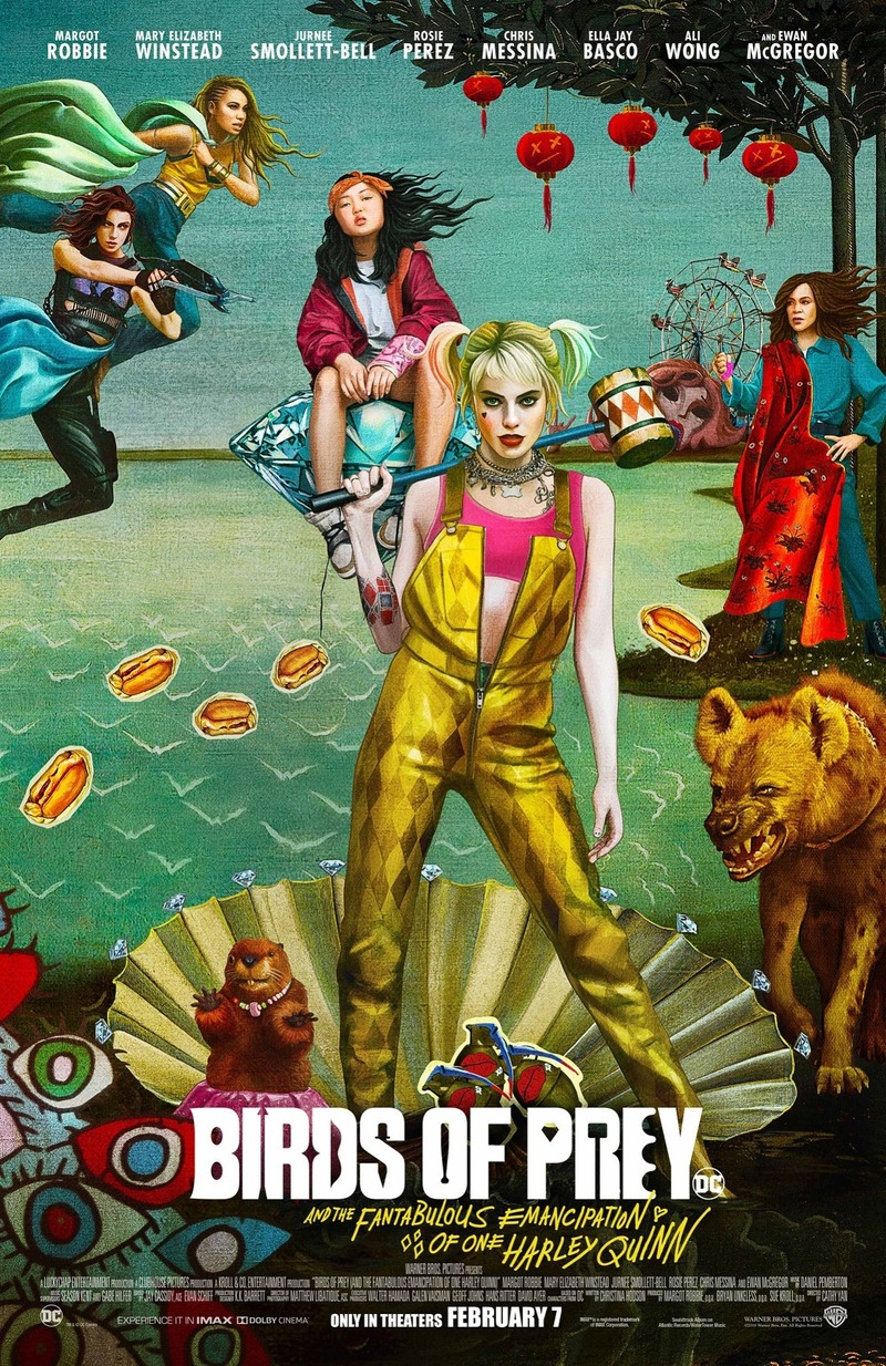 Birds Of Prey Dvd Release Date May 12 2020