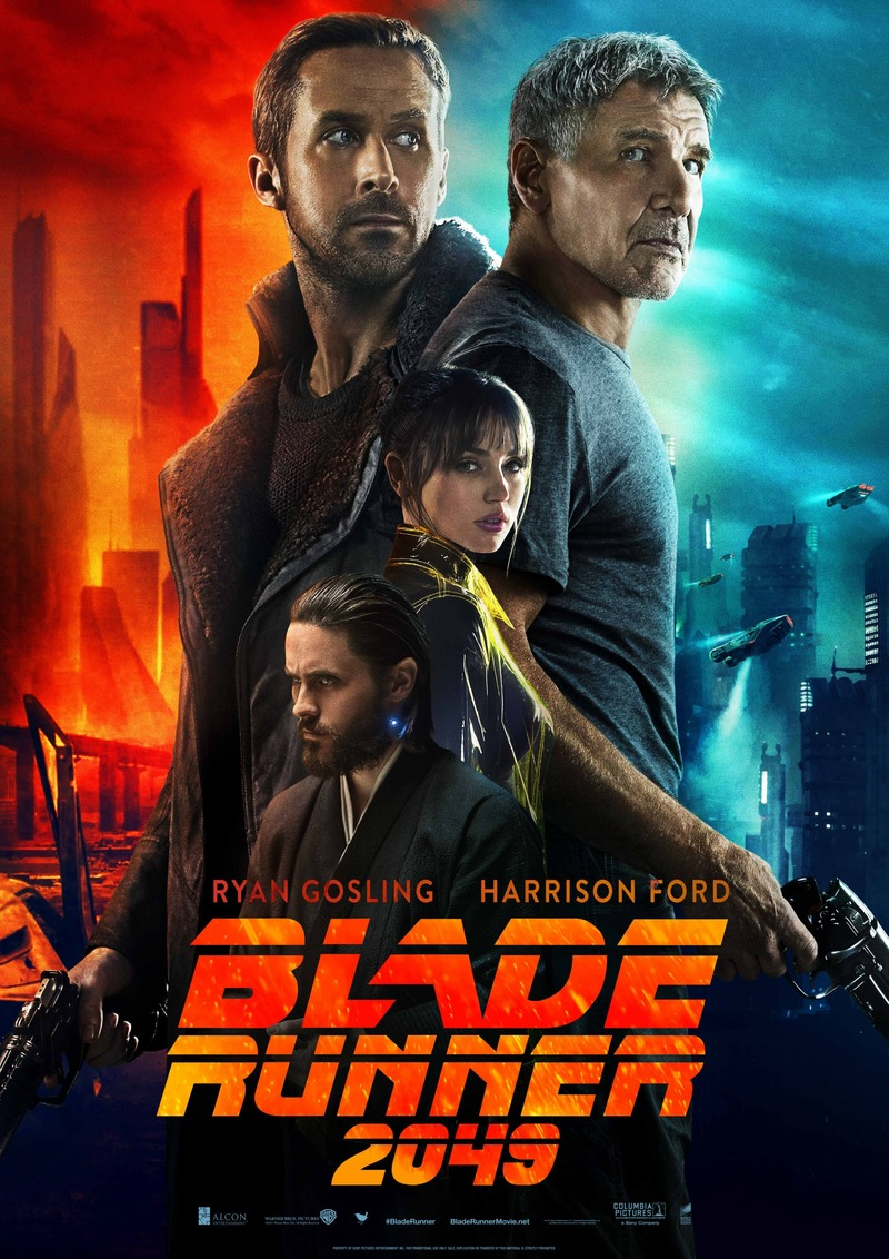 Image result for bladerunner  2049 dvd