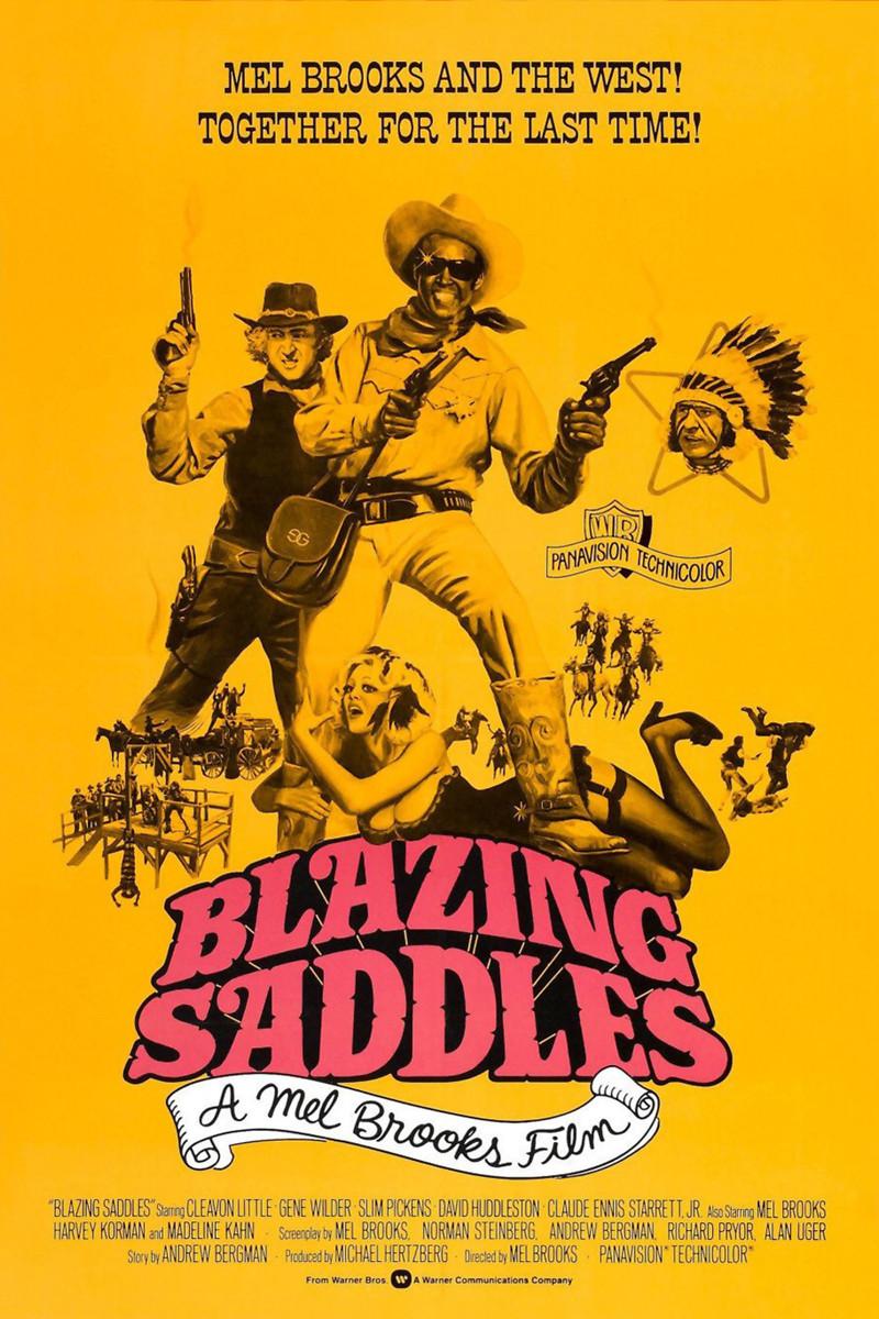 Blazing Saddles DVD Release Date