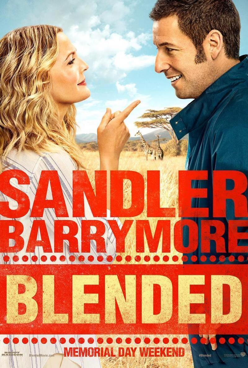Blended 2014 blu ray dvd release date august 26 2014 1 2 3 4 5 rating
