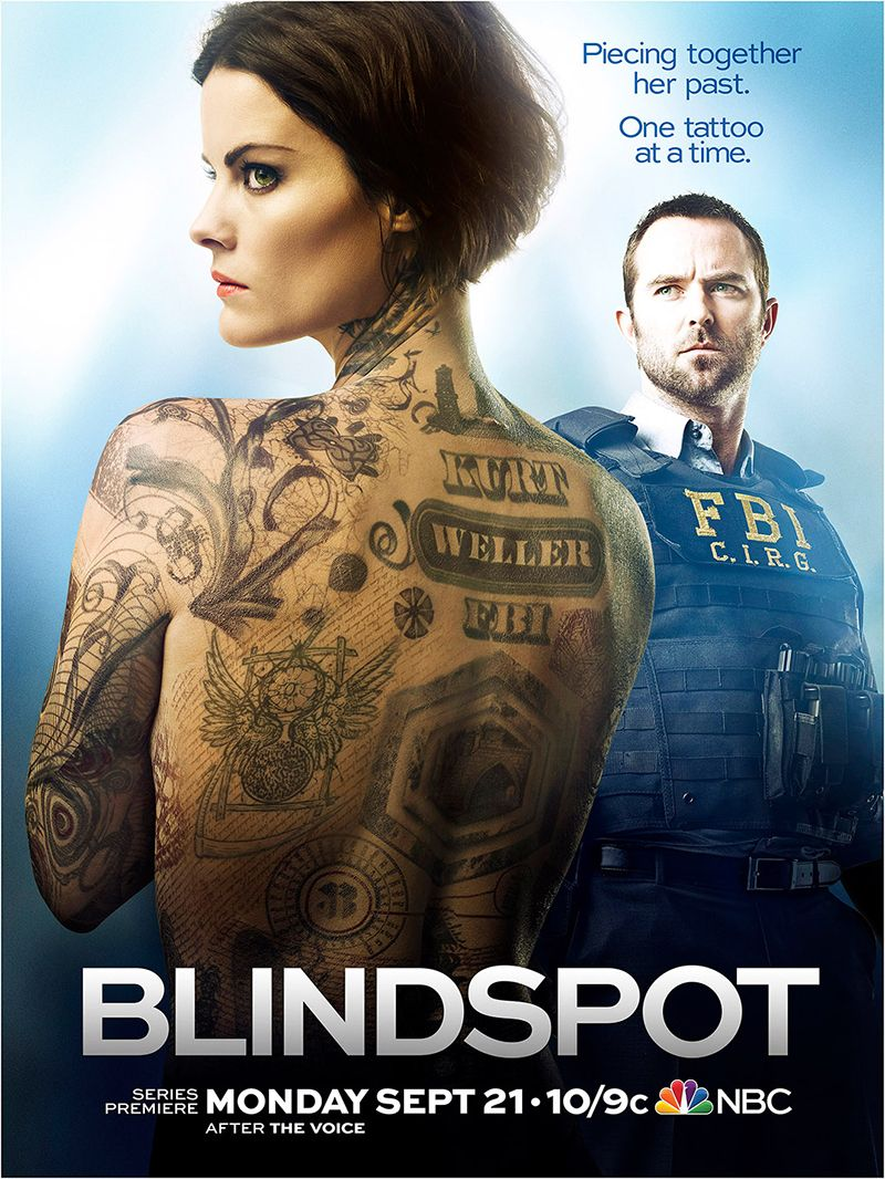 Blindspot Tv Series