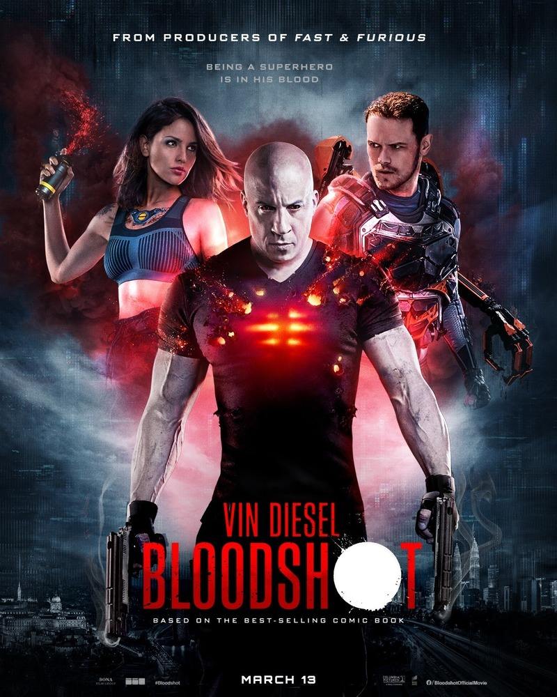Bloodshot Dvd Release Date May 5 2020