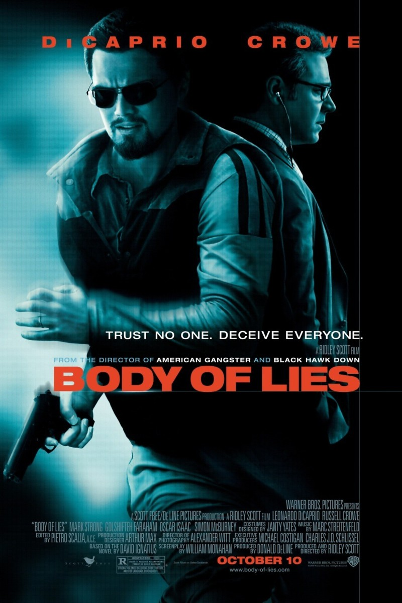body of lies dvd release date february 17 2009