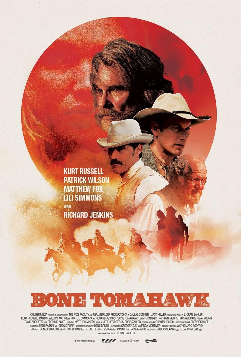 Bone Tomahawk DVD Release Date December 29, 2015