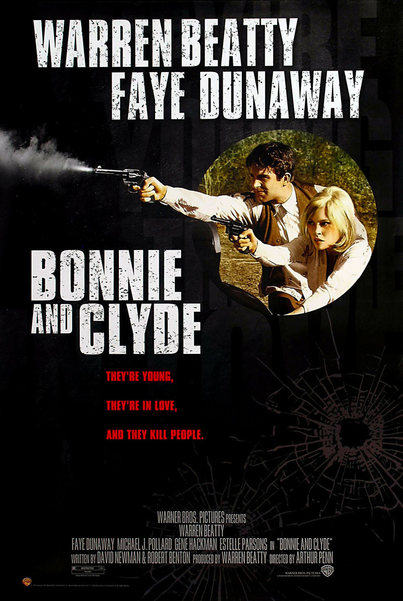 Bonnie And Clyde Movie Poster Movie Poster