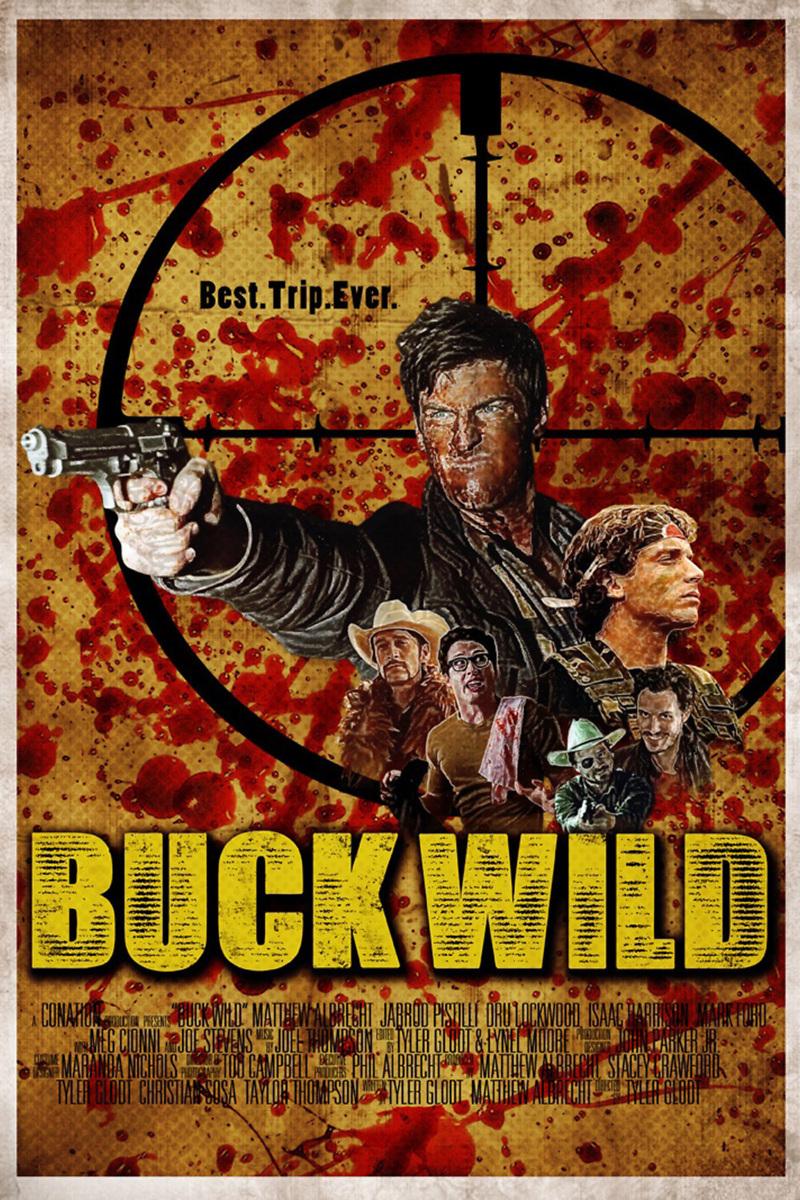 Buck Wild DVD Release Date March 18, 2014