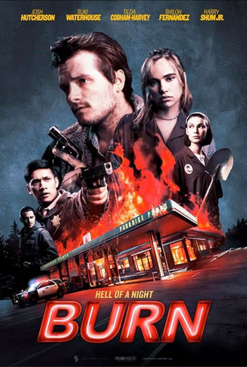 Burning Movie