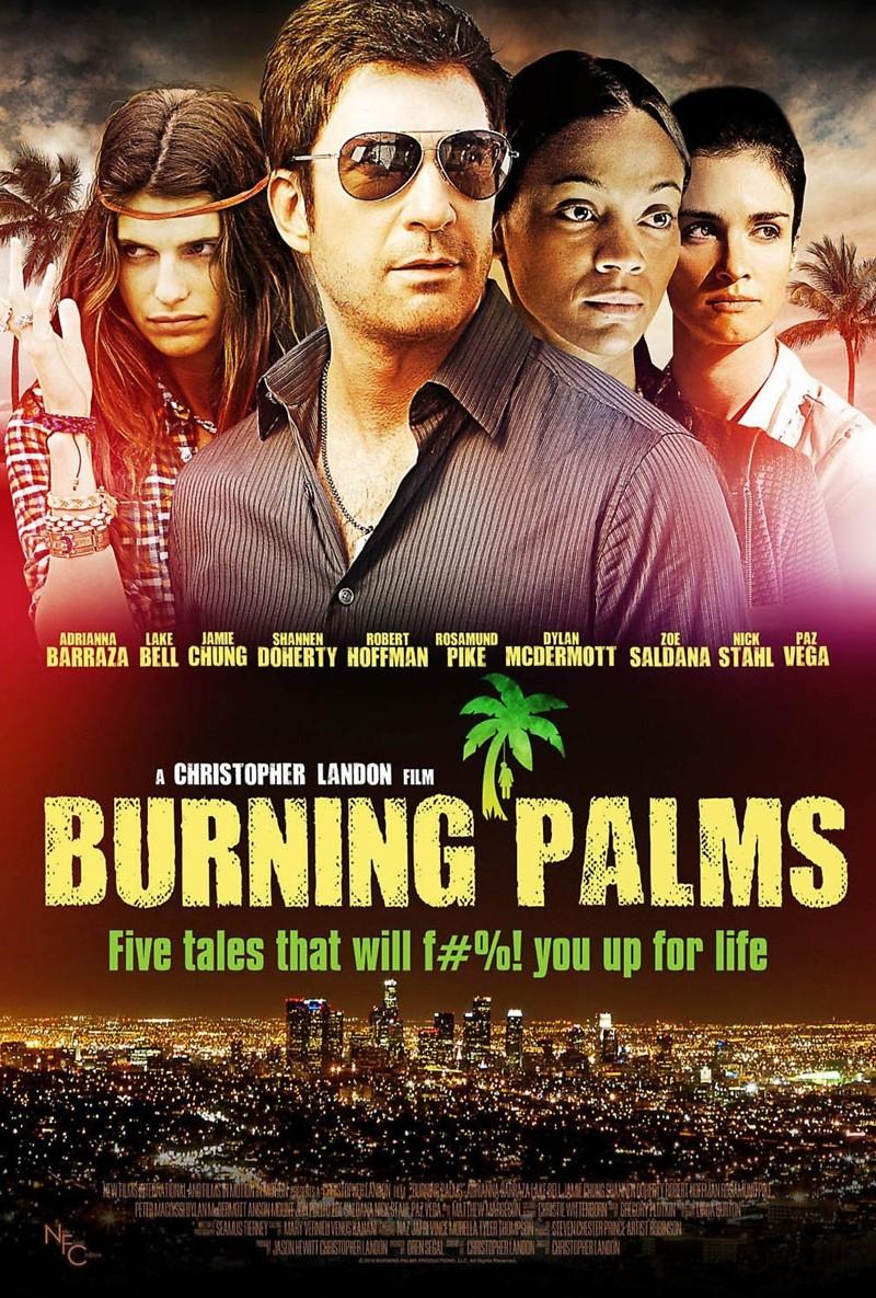 Burning Palms DVD Rele...