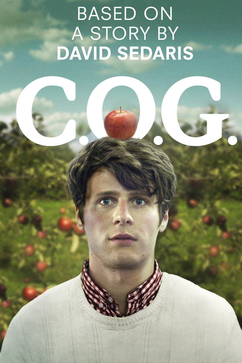C.O.G. DVD Release Date November 19, 2013 C.o.g. Movie