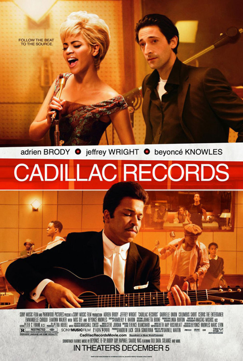 cadillac records dvd release date march 10 2009