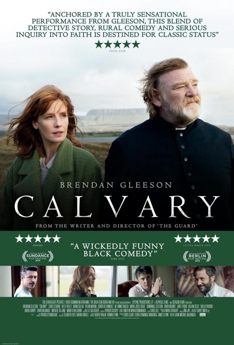 Calvary (2014) Poster