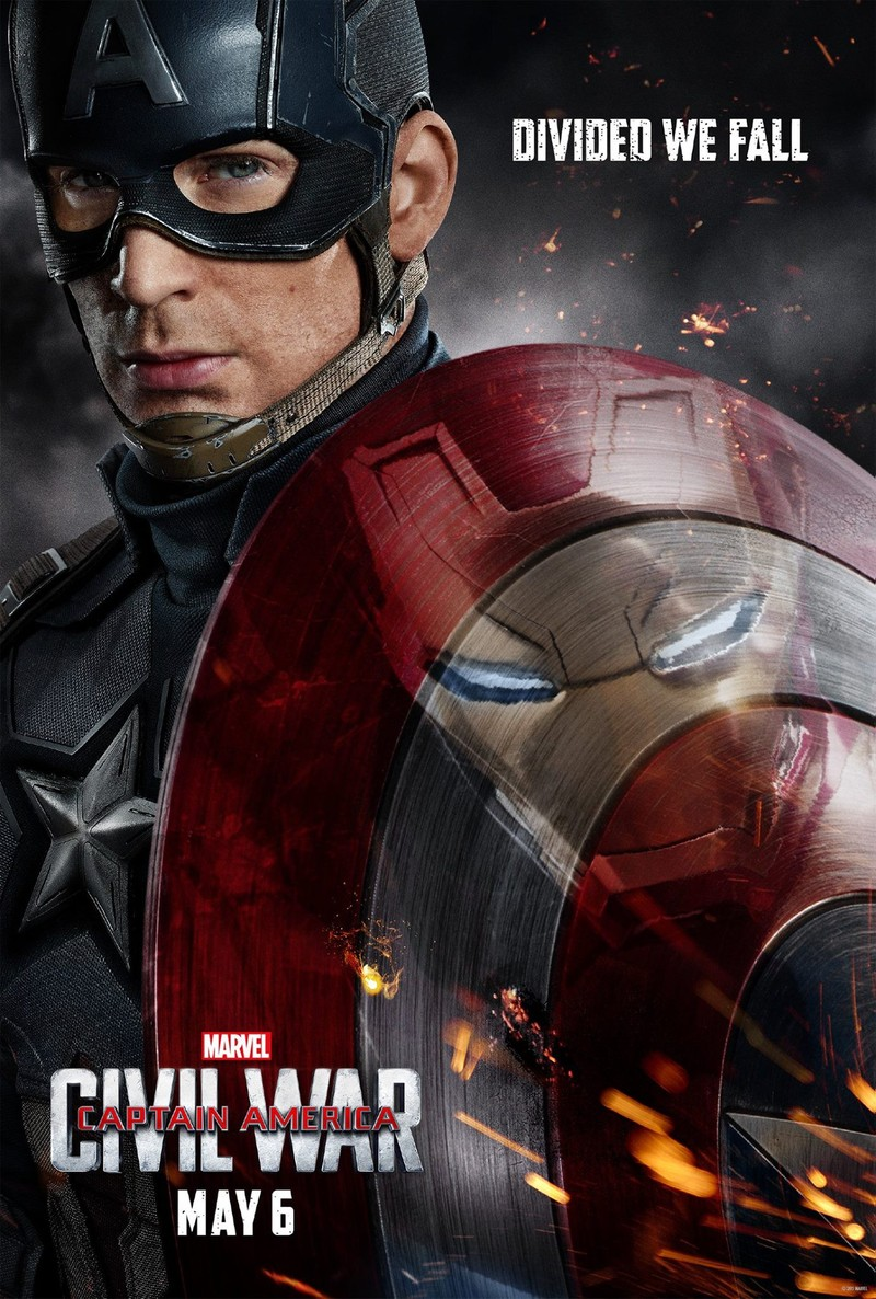Captain America 3' Release Date 2016 News: Pepper Potts and Red Skull ...