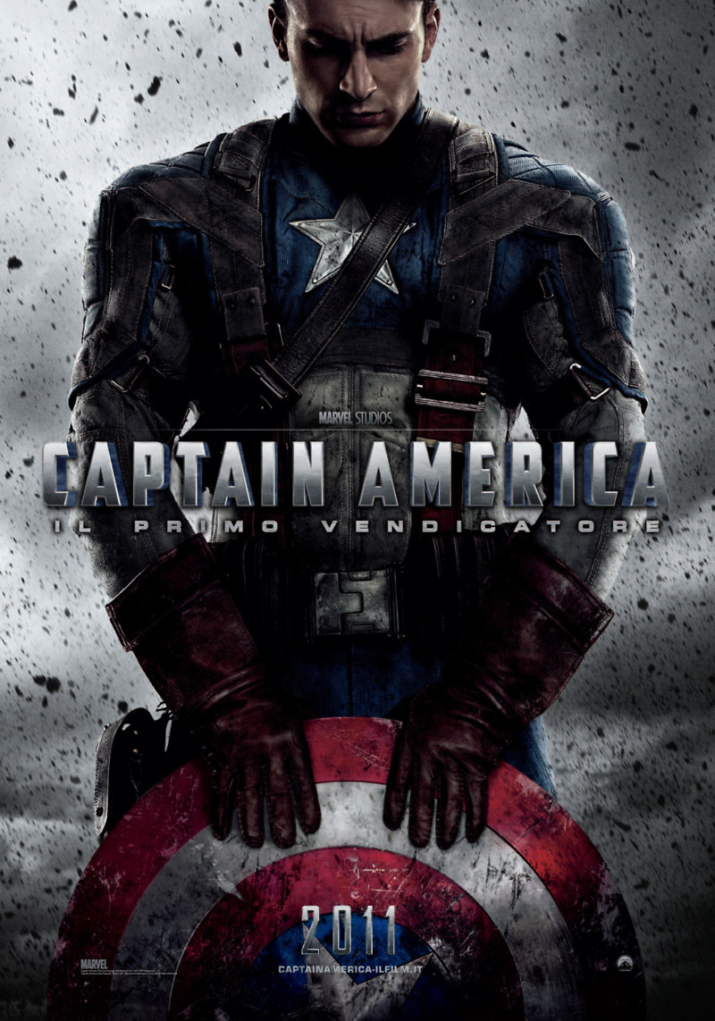 Captain america the first avenger 2011 captain america the first