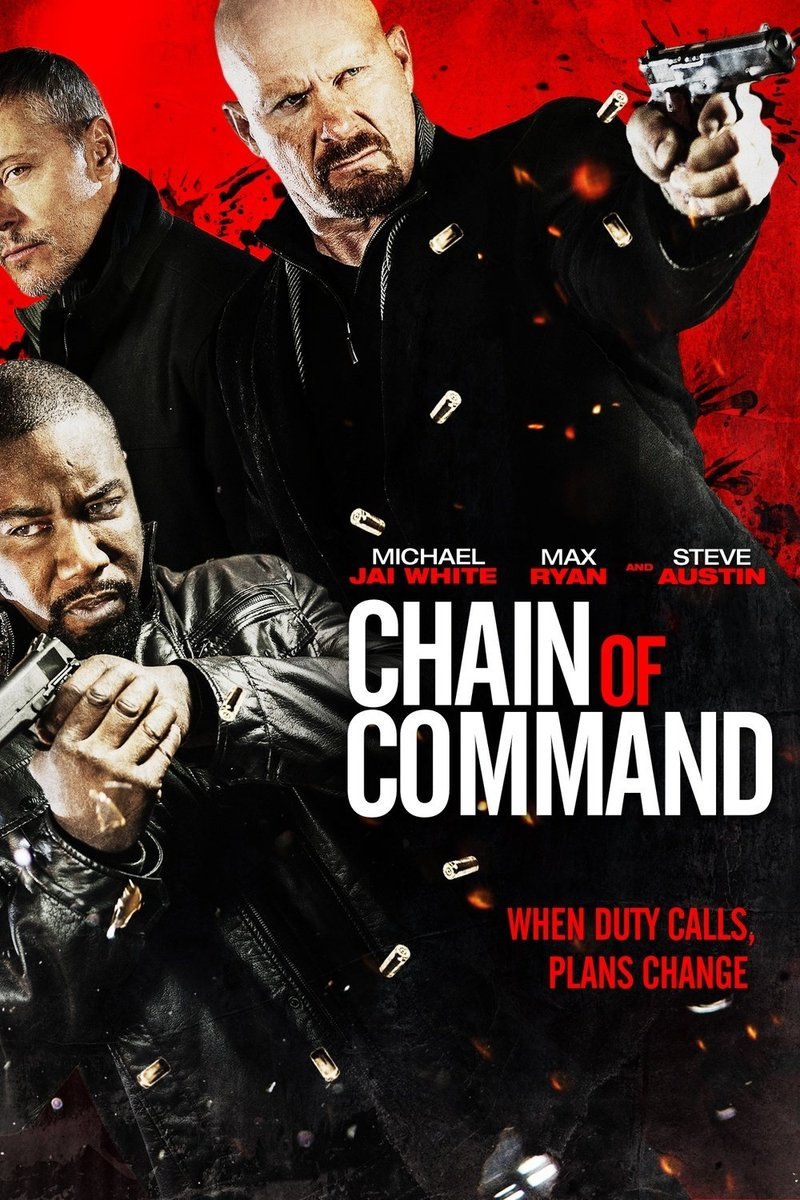 Chain of Command affiche