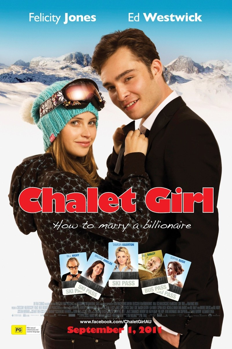 Chalet Girl Dvd Release Date January 31 2012