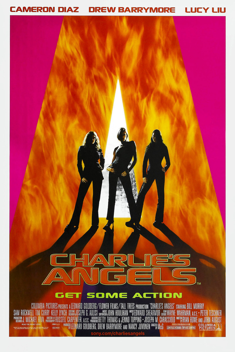 Charlie's Angels DVD Release Date Charlies Angels 2000