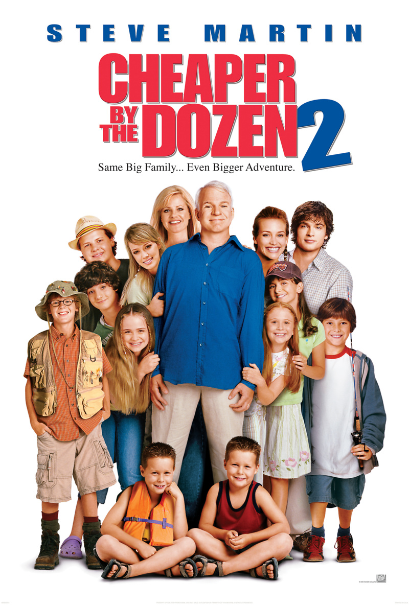 cheaper by the dozen 2 dvd release date may 23 2006